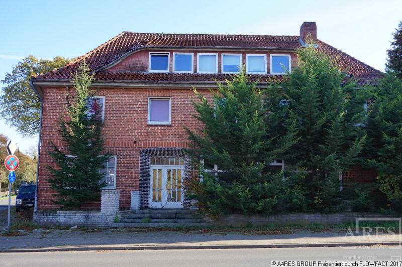 Wohn- u. Geschäftsgebäude in 27374 Visselhövede, Wittorfer Str.