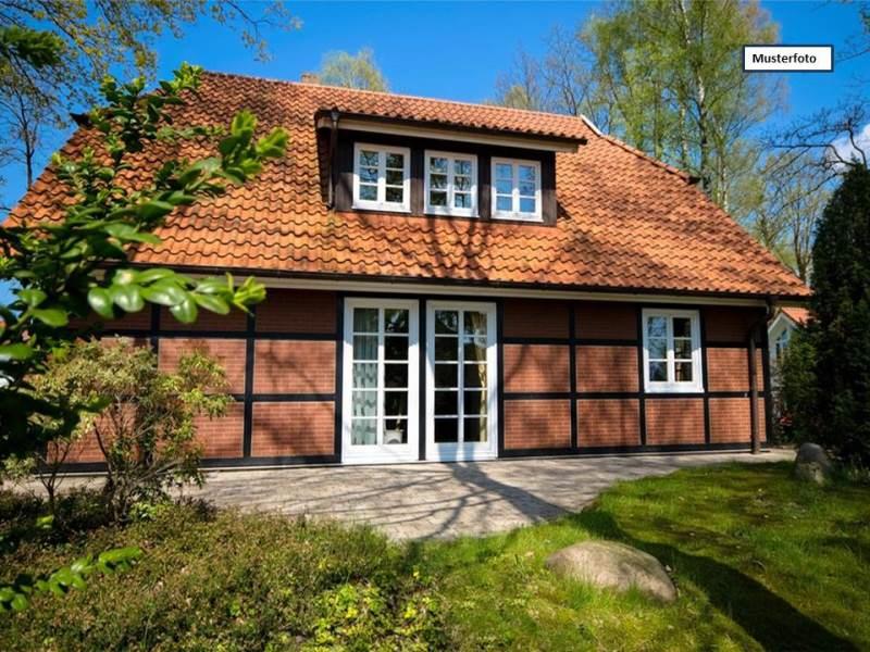 Reiheneckhaus in 39397 Schwanebeck, Plan