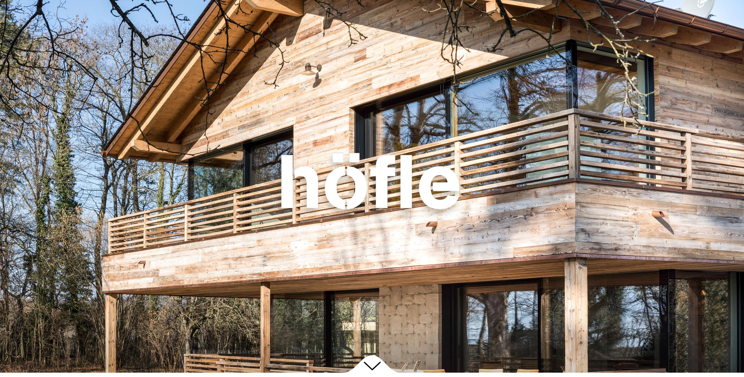 Zimmerei höfle GmbH