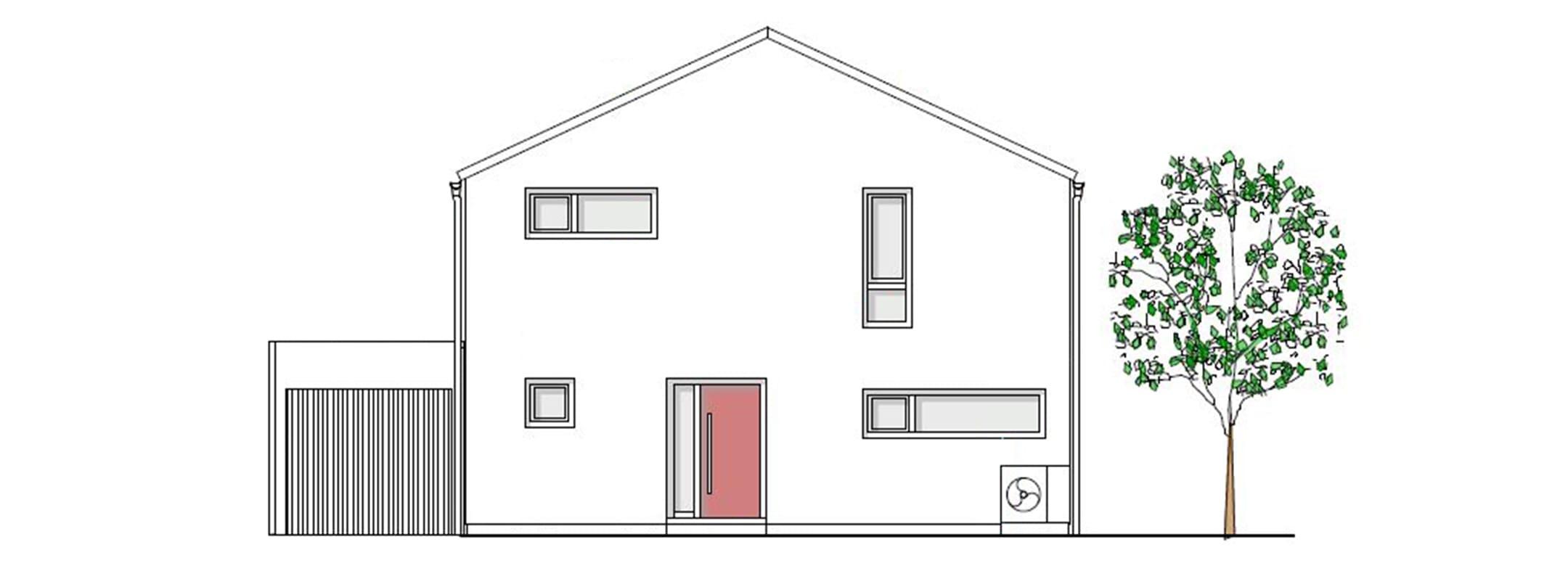 Aufbau Kundenhaus in Freiberg Am Neckar
