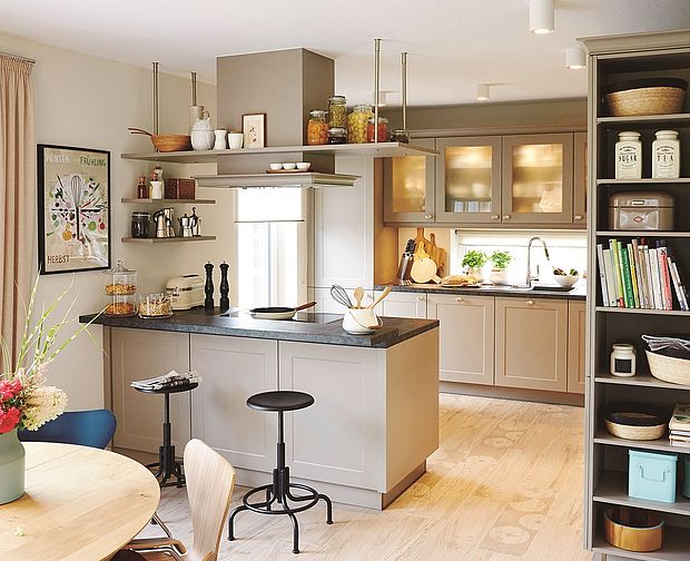Küchenplanung - Vom Grundriss bis zur Kochmulde