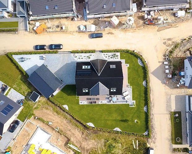 Rund ums Haus - Konzepte für die Gartenplanung