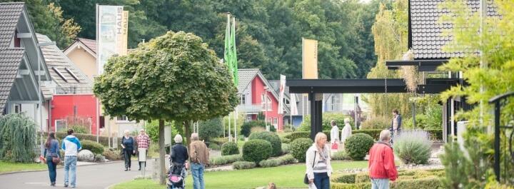 Ausstellung Eigenheim und Garten Bad Vilbel